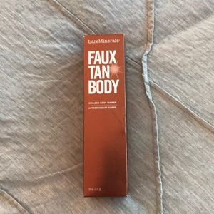 Brand New Bare Minerals Faux Tanner